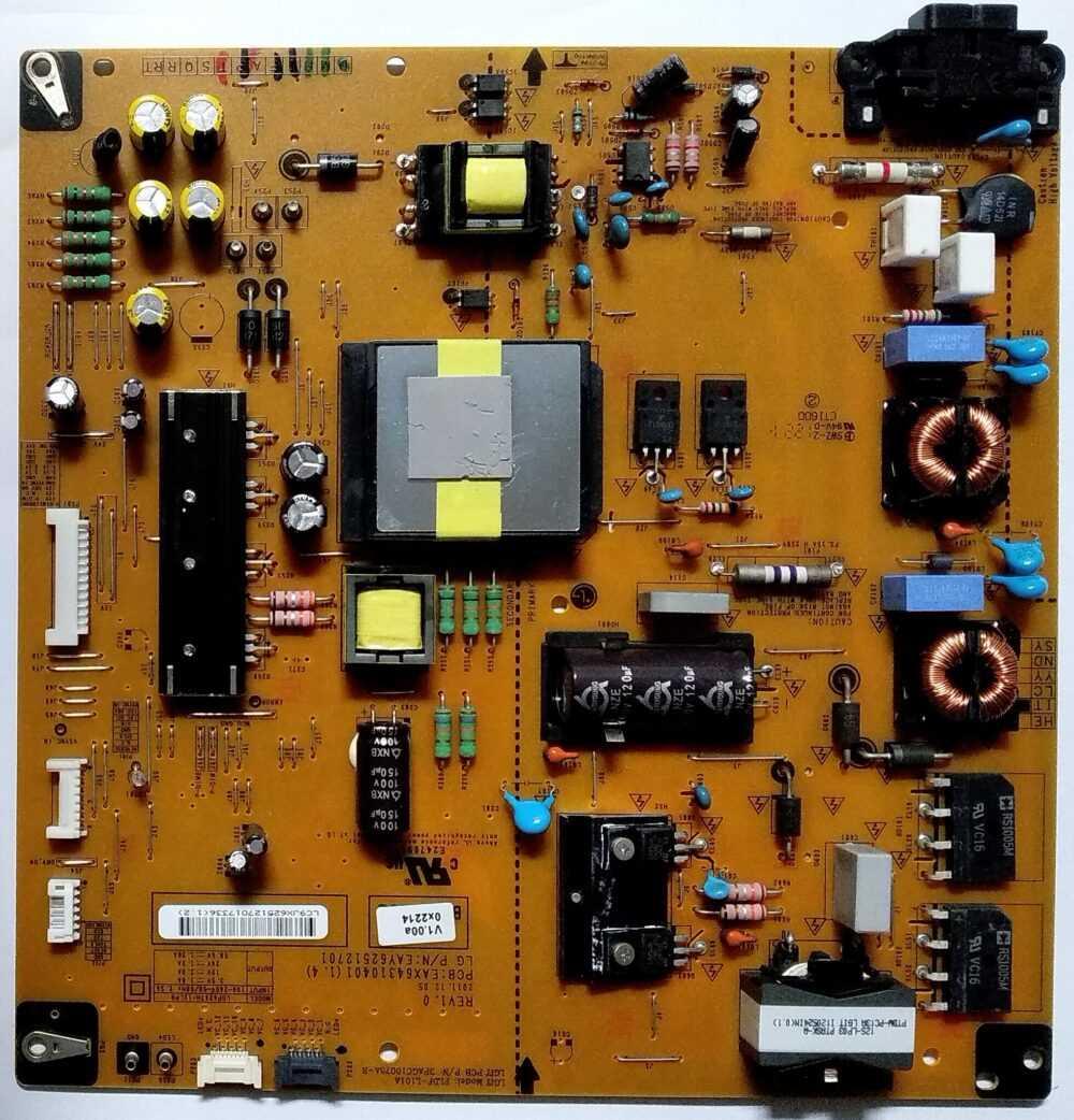 Modulo power LG 47LM615S-ZE.BPIZLJG - EAX64310401 ( 14 ) TV Modules