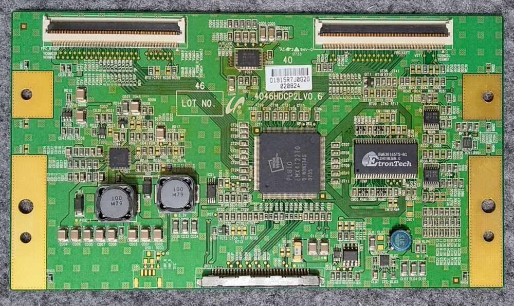Modulo T-Con Samsung LE40R86BDX-XEC - BN81-01307A - Pannello LTA400WT-L09 BN81-01796A TV Modules