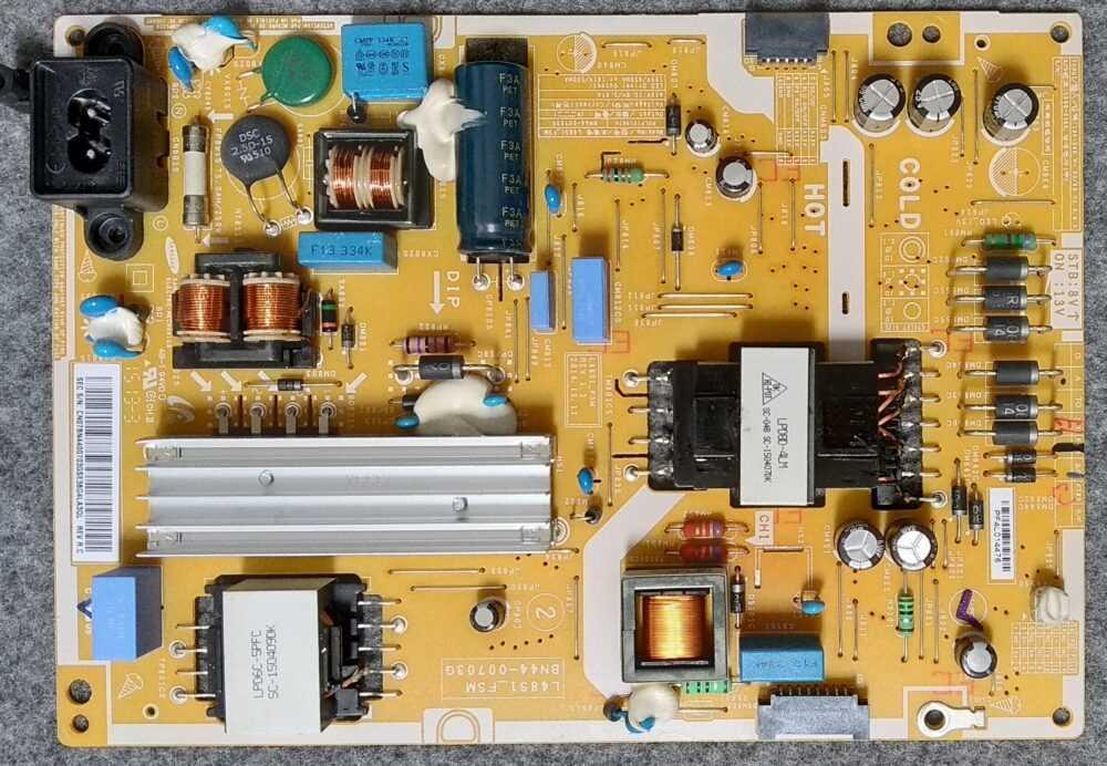 BN44-00703G - Modulo power Samsung UE43J5600AKXZT TV Modules