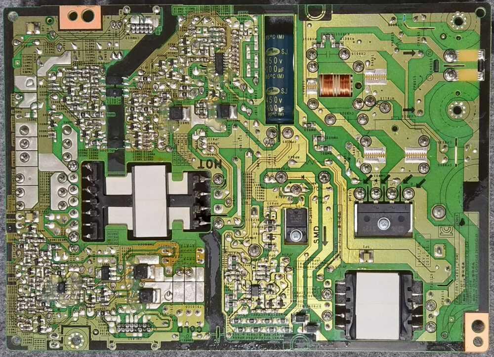 BN44-00703G - Modulo power Samsung UE43J5600AKXZT Bottom TV Modules