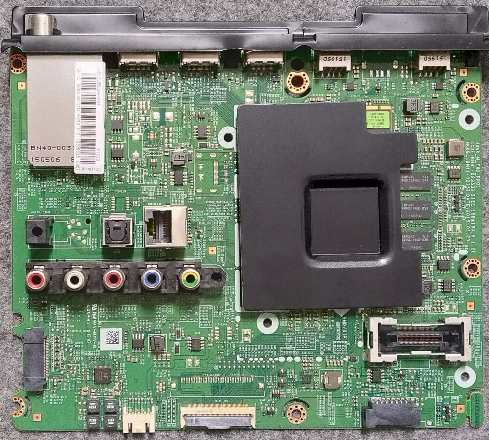 BN94-09121N - BN41-02353B - Modulo main Samsung UE43J5600AKXZT - Pannello T430HVF01.0 TV Modules