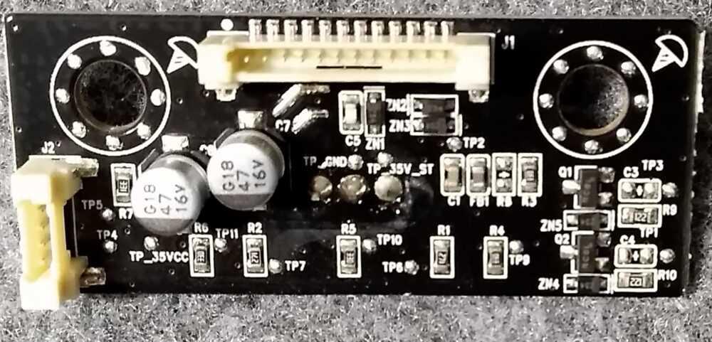 EBR64965302 - Ricevitore infrarosso top RC LG 26LK330-ZB.CEUDLH - PannelloT260XW04 V.9 TV Modules
