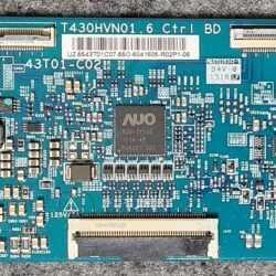 T430HVN01.6 - Modulo T-Con Samsung UE43J5600AKXZT - Pannello T430HVF01.0