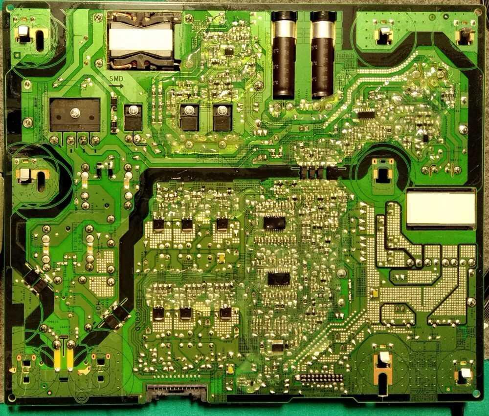 Bn44 00878e Power Samsung Qe65q6fnatxxh Bottom