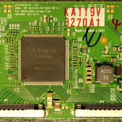 870c 0450a Art 42 47 55 Fhd Tm240 Ver 0.1 T Con Panasonic Tx L50et60e Pannello Lc500eud Ff F1