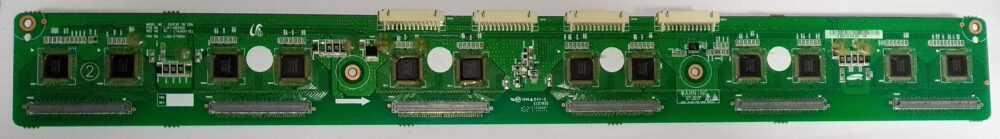 Lj41 06755a Buffer Samsung Ps50c530c1wxxc Lj92 01680a Pannello 850fh Yb06