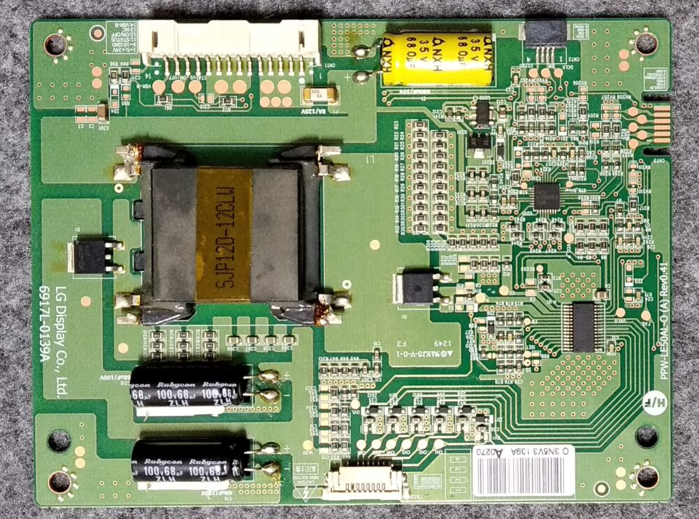 Ppw Le50al O (a Rev 0.41 ) Inverter Panasonic Tx L50rt60e