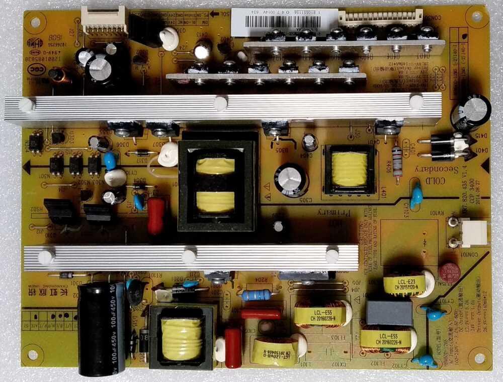 Hsm50d 12m5 Xr7.820.435 V1.4 Power Changhong Uhd42c5600isx2