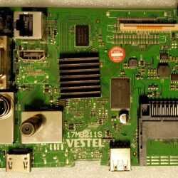 17mb211s Main Telefunken Te32269b40y2d 23524998 Pannello Ves315wndb 2d N21