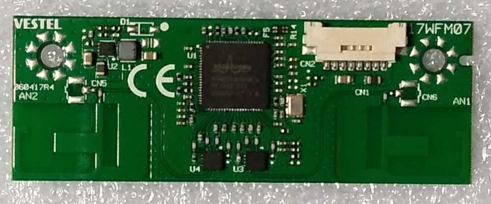 17wfm07 Modulo Wi Fi Telefunken Te32269b40y2d 23494876