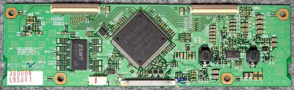 6870C-0062A - Modulo T.Con Telefunken 26TLH400001 - Pannello LC260WX2 TV Modules