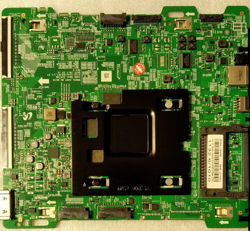 Bn94 12545b Main Samsung Ue49mu7000txzt Pannello Cy Sm049hllv2h
