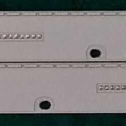 Bn96 39350b Bn96 39351b Coppia Barre Led ( R ) ( L ) Samsung Ue65ks8000txzt