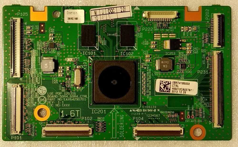 Ebr74185002 T Con Lg 50pa5500 Zh.bpilljp Pannello Pdp50r40000