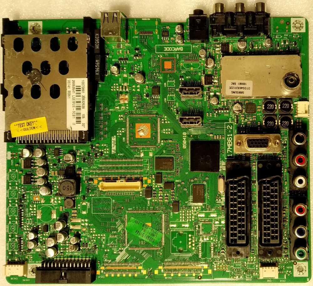 17MB61-2 - 20532929 - Main Telefunken TE32843B16FH - Pannello LC320WUE TV Modules