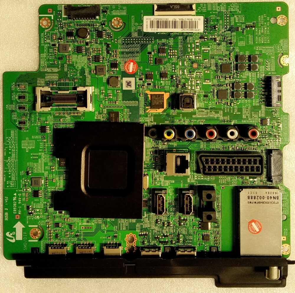 BN94-07849l - Main Samsung UE55H6800AYXZT - Pannello CY-VH055CSLV1H TV Modules