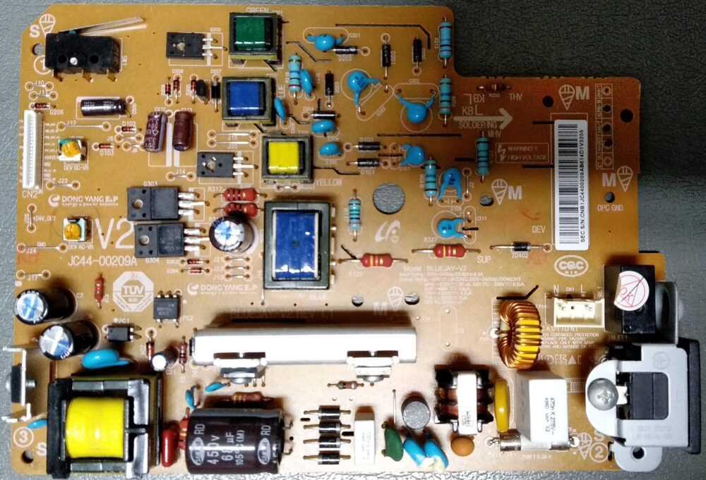 JC44-00209A - Modulo alimentatore Samsung SCX3405 TV Modules