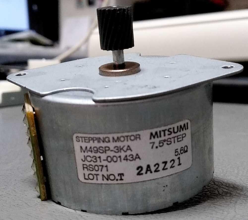 M49SP-3KA - JC32-00143A - Motore per stampante Samsung SCX3400 - 3405 TV Modules