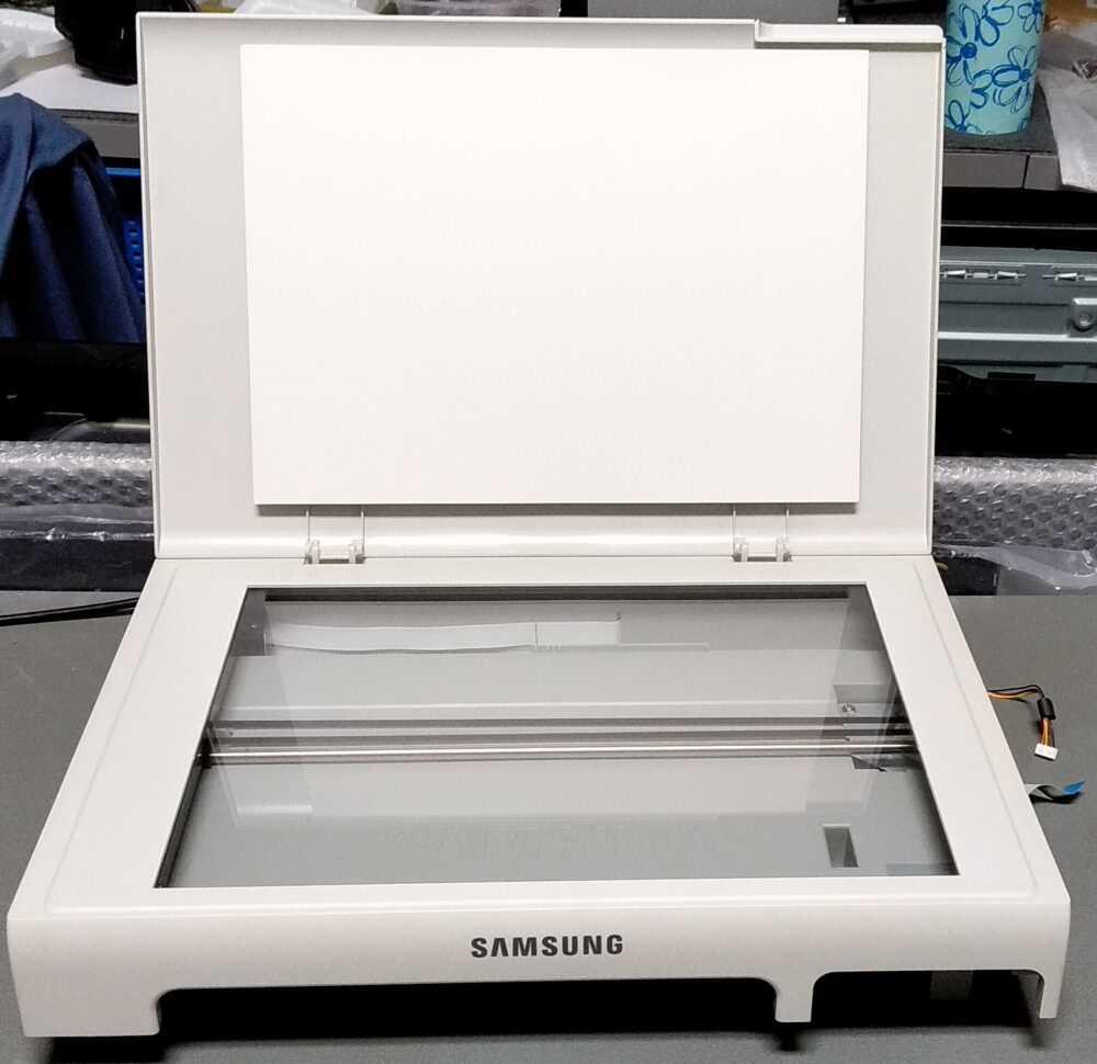 Piano scanner completo per stampante Samsung SCX3405 TV Modules