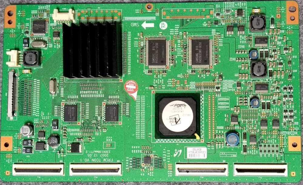 BN81-01694A - Modulo T-Con Samsung LE40A656A1FXXC TV Modules