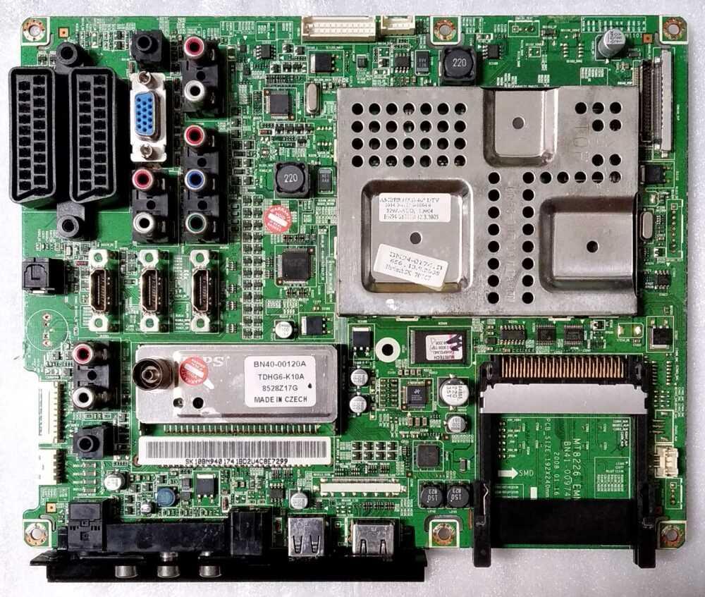 BN94-01741B - Main Samsung LE40A656A1FXXU TV Modules