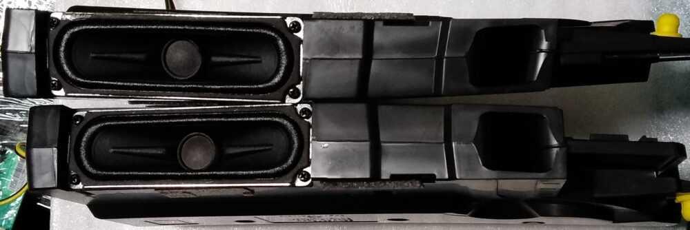BN96-39968A - Coppia speaker Samsung UE55MU6500UXZT TV Modules