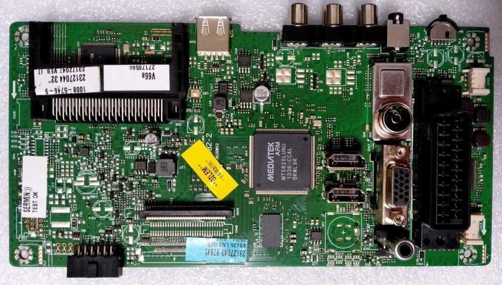 17MB82-2 - Main Selectline 32182DLB - Pannello VES315WNDL-01 TV Modules