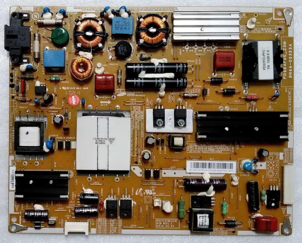 BN44-00353A - Power Samsung UE40C5000QWXXH TV Modules