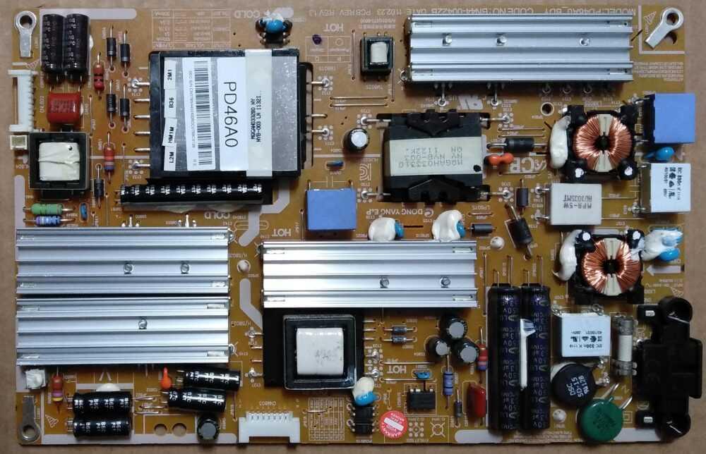 BN44-00422B - Modulo power Samsung UE40D5000PWXZT TV Modules