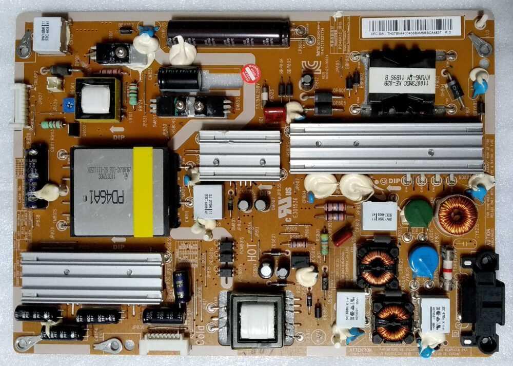 BN44-00458B - Power Samsung UE40D6100SPXZT TV Modules
