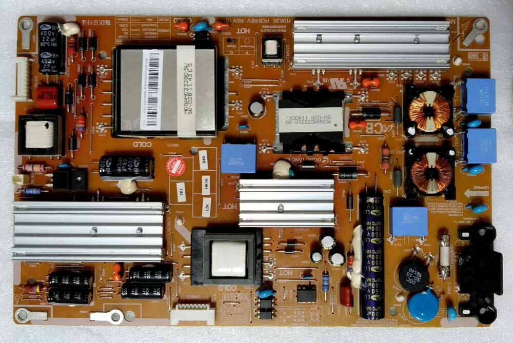 BN44-00473B - Power Samsung UE40D5000PWXZT TV Modules