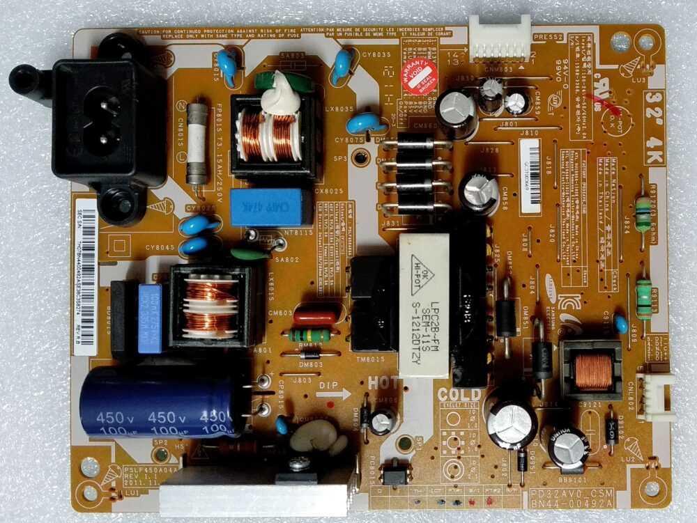BN44-00492A - Power Samsung UE32EH4000WXZT TV Modules