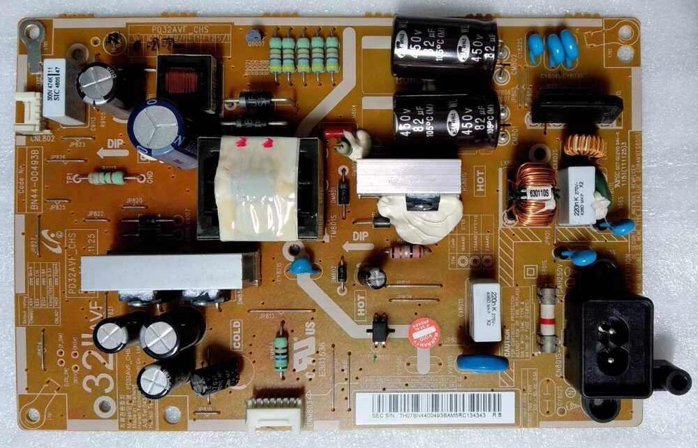 BN44-00493B - Power Samsung UE32EH5000WXZT TV Modules