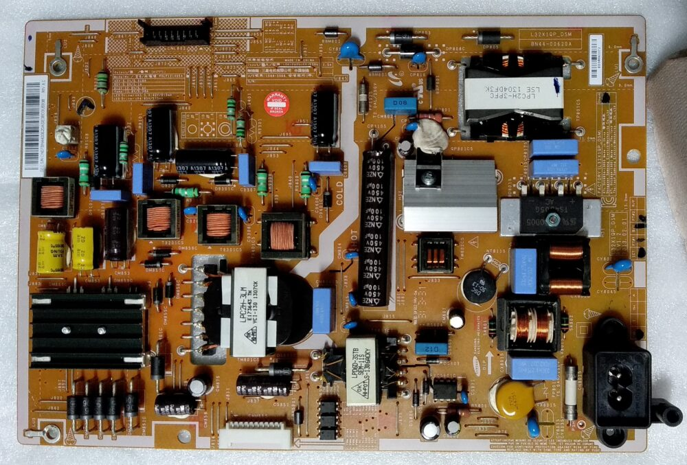 BN44-00620A - Power Samsung UE32F6100AW TV Modules
