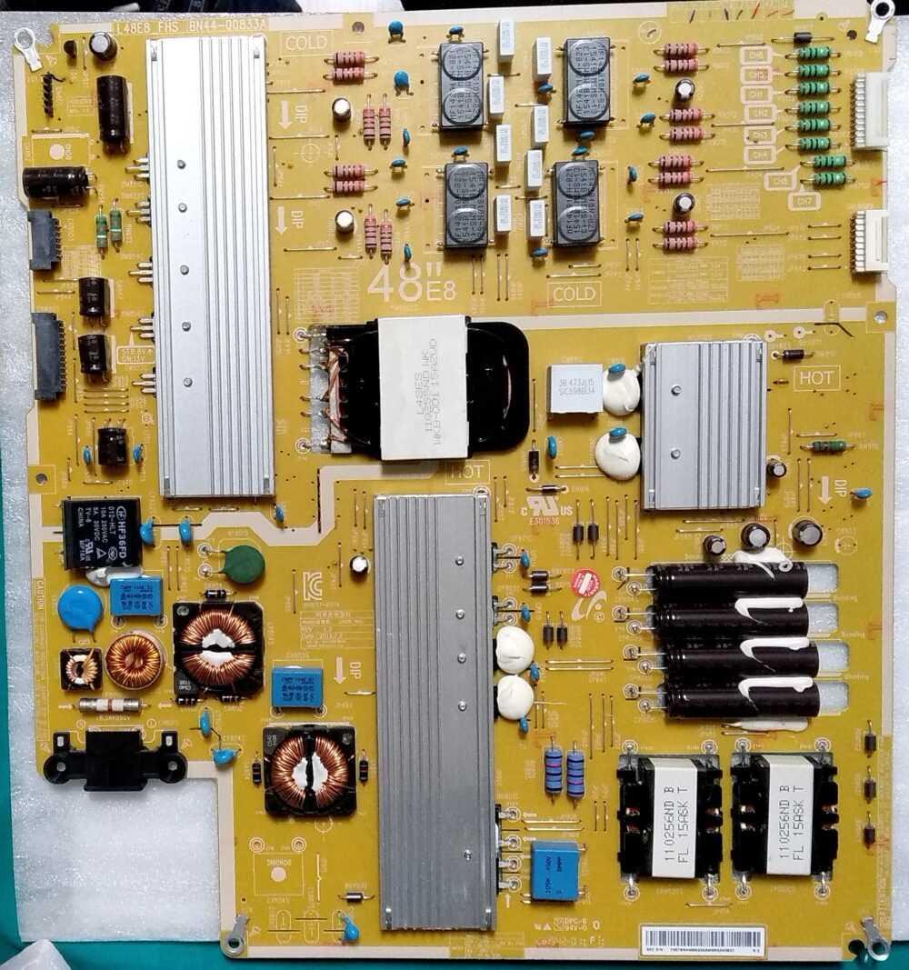 BN44-00833A - Power Samsung UE48JS8500TXZT TV Modules