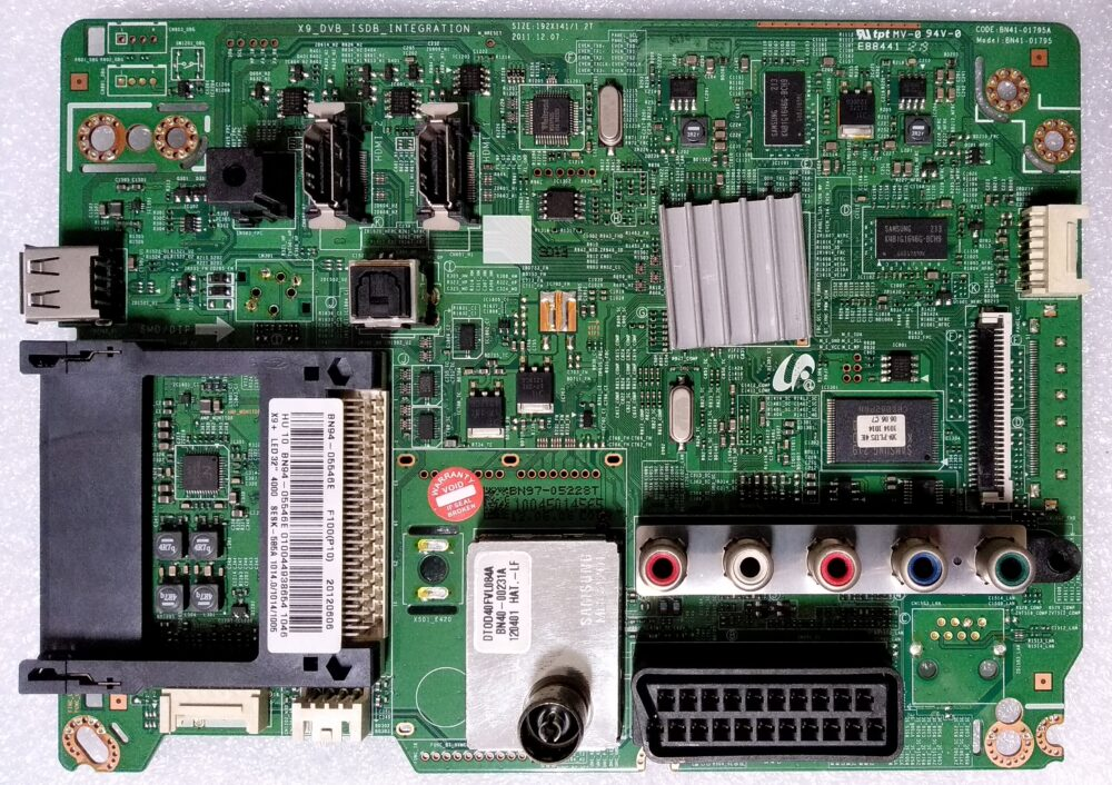 BN94-05546E - BN41-01975A - Main Samsung Samsung UE32EH4000WXZT TV Modules