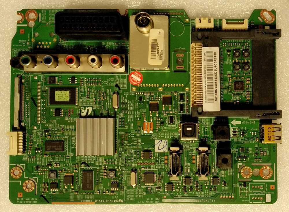 BN94-05842C - BN41-01795A - Main Samsung UE32EH5000WXZT TV Modules
