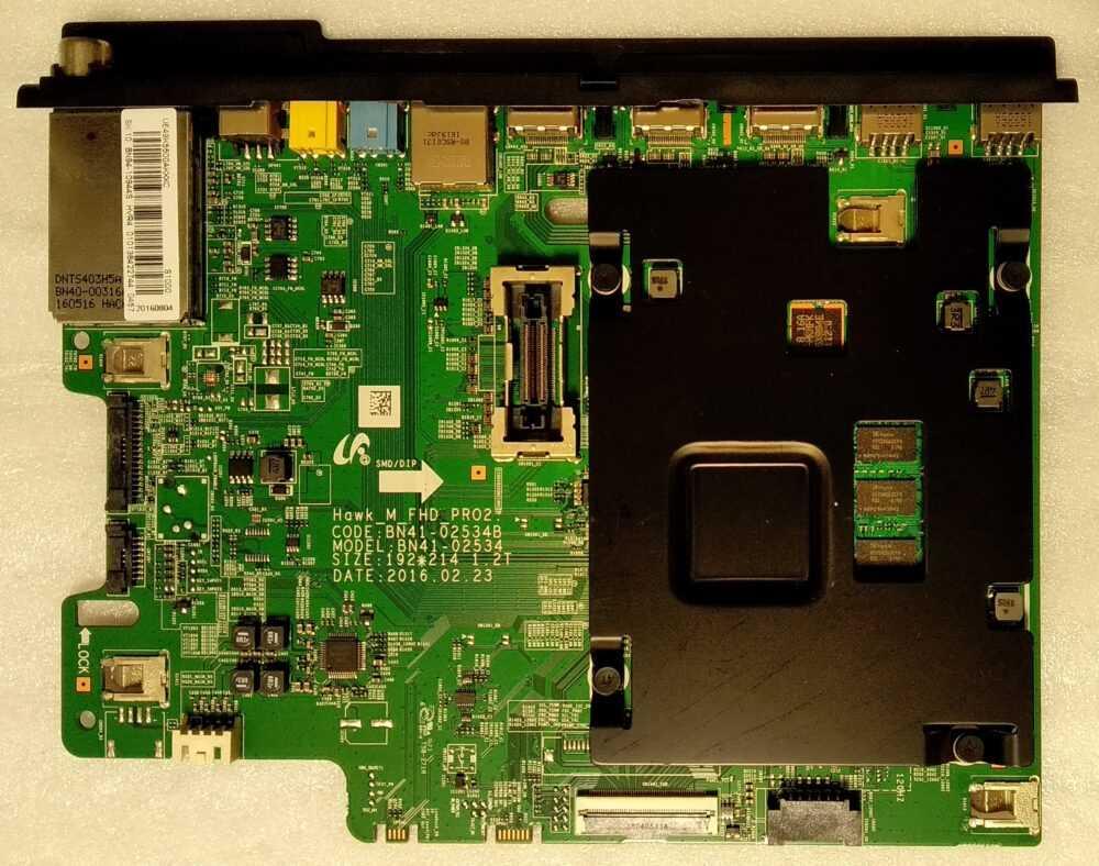 BN94-10944S - BN41-02534B - Main Samsung UE49K5500AKXXC TV Modules