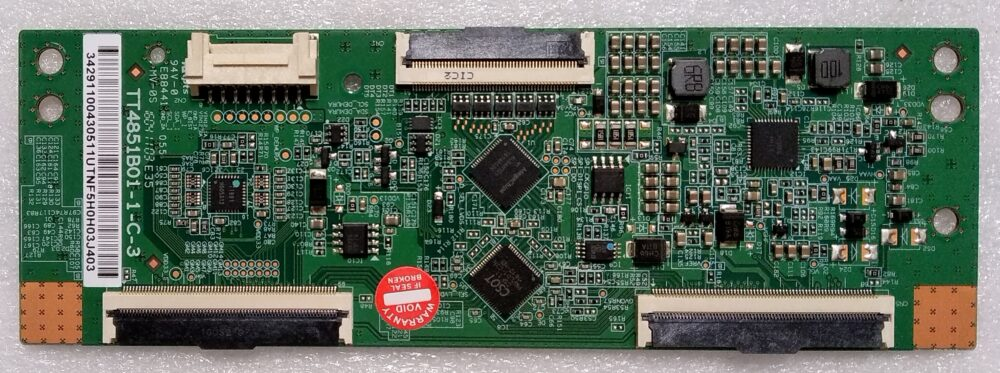 BN95-03215A - TT4851B01-1-C-3 - T-con Samsung UE49K5502AKXXH - Pannello CY-FK049BNHV1H TV Modules