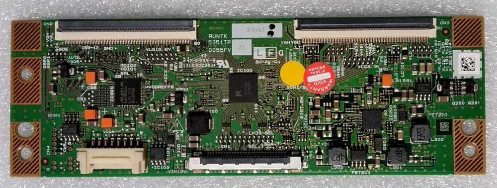 BN96-23812B - RUNKT5351TP0055FV - Modulo T.Con Samsung UE40F5000AWXBT - Pannello CY-HF400BGSV1H TV Modules