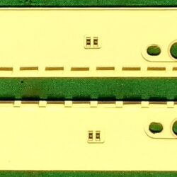 BN96-39672A-BN96-39673A - T6V DCL0488L49UL9539671A - Coppia barre led Samsung UE49EM6400UXZT - Pannello CY-KK049HGEV5H