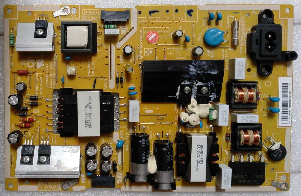 BN44-00806A - Power Samsung UE40MU6120KXZT TV Modules