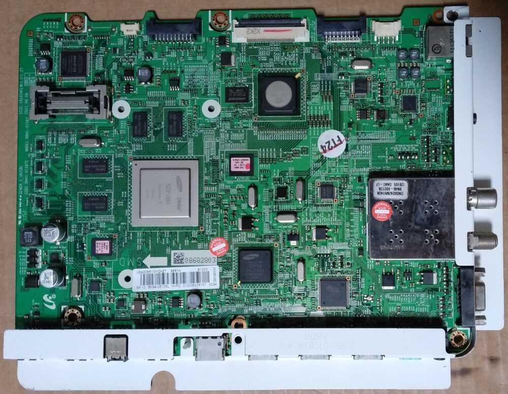 BN94-05105L - BN4101587E - Modulo Main Samsung UE40D6510WQXZT - Pannello LTJ400HV02-J TV Modules