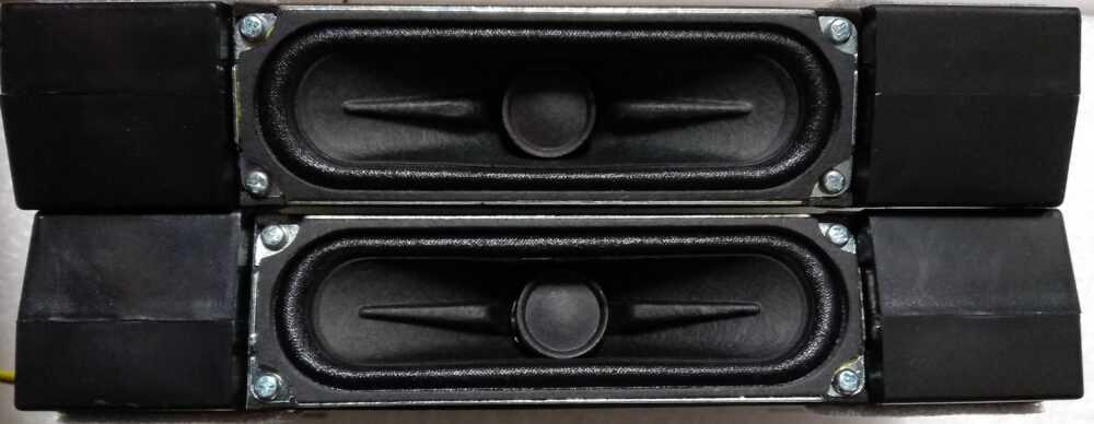 BN96-35007A - Coppia speaker Samsung UE40MU6120KXZT TV Modules