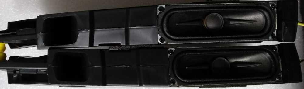 Coppia altoparlanti Samsung UE55KU6670UXZT TV Modules