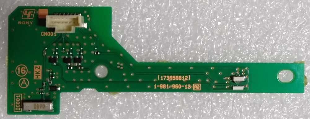 1-981-960-12 - Ricevitore IR Sony KD-43XG7077 TV Modules