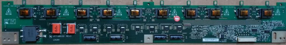 71880.00 Rev 3 - Inverter Sony KDL-40BX400 TV Modules
