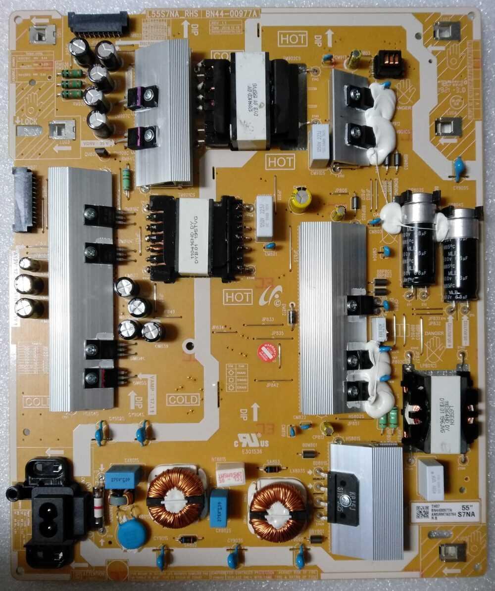 BN44-00977A - Power Samsung QE55Q70RATXZT TV Modules