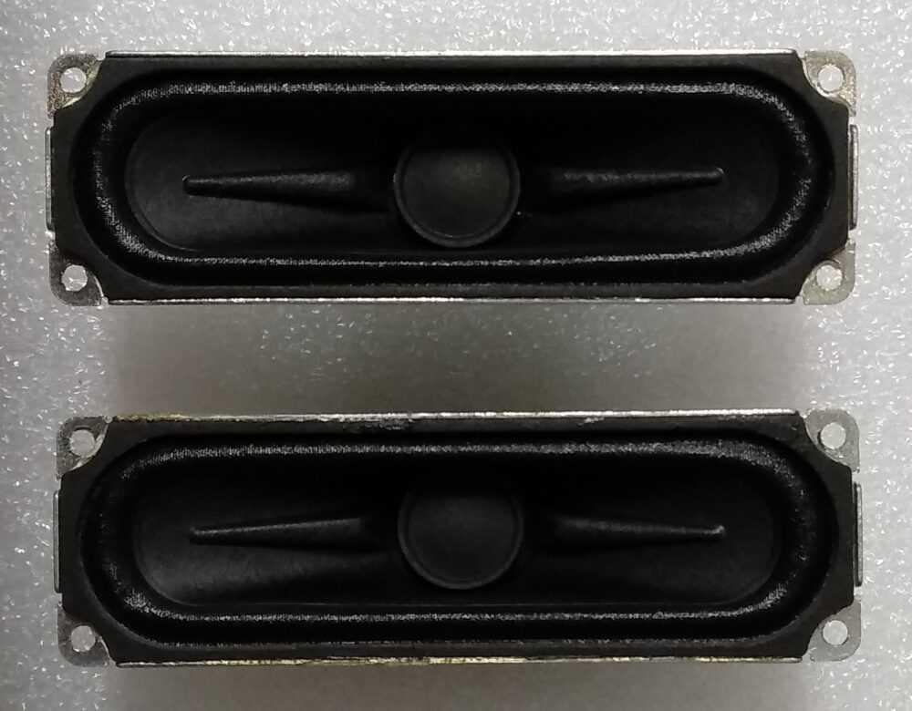 BN63-15440X001 - Coppia altoparlanti Samsung UE55MU6500UXZT TV Modules