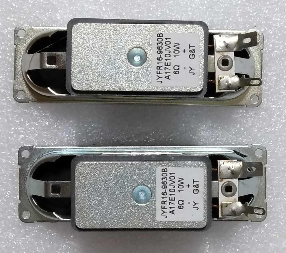 BN63-15440X001 - Coppia altoparlanti Samsung UE55MU6500UXZT (B) TV Modules